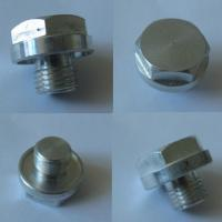 Large picture aluminum oil drain plugs