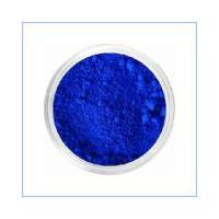 Large picture ultramarine blue pigment laundry blue
