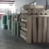 Large picture nonwoven fabric for packing materials