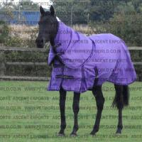 Large picture Horse Rugs with D-Attachable Neck Cover