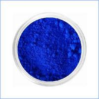 Large picture ultramarine blue