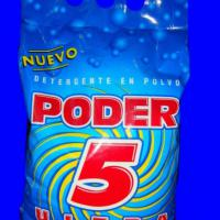 Large picture detergent powder