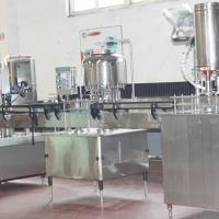 Large picture Pressure filling line