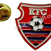 Large picture football badge