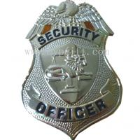 Large picture police badge