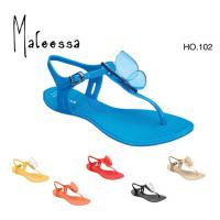 Large picture pvc ladies jelly slippers,slippers,sandals,