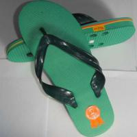 Large picture PVC Material beach slipper for man