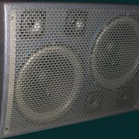 Large picture loudspeaker