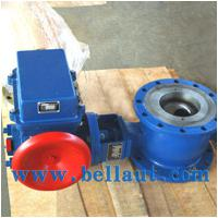 Large picture Electric control ball valve