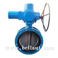 Large picture Electric butterfly valve