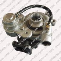 Large picture TOYOTA CT12 17201-64050 Turbocharger