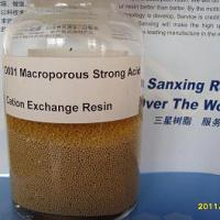 Large picture Macroporous Strong Acid Cation Exchange Resin