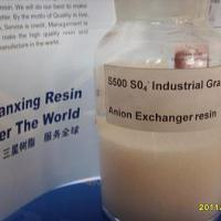 Large picture Industrial Grade Strong Base Anion Exchange Resin