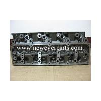Large picture QD32 cylinder head for nissan