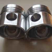 Large picture diesel engine piston