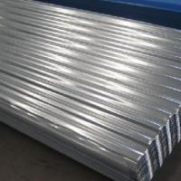 Large picture Galvanized corrugated steel sheet