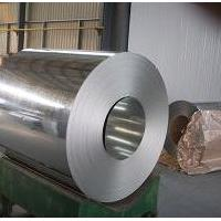 Large picture hot-dip zinc-coated sheets and strips