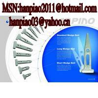 Large picture construction hardware ,wedge bolt