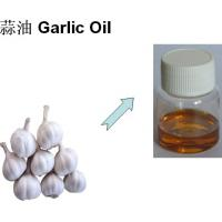 Large picture garlic oil