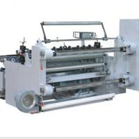 Large picture Sliting and rewinding machine