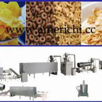 Large picture Corn flakes making machine