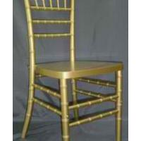 Large picture Gold Knock Down Chiavari Ballroom Chair