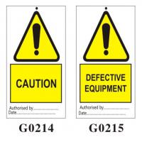 Large picture Stainless Steel Safety Signs - Nonluminous