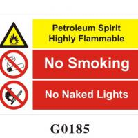 Large picture Safety Signs - Multi Message Signs