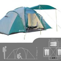 Large picture tent