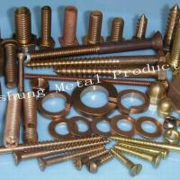 Large picture Silicon bronze fastener,screw,bolt,nut,washer