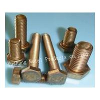 Large picture Silicon Bronze bolt and phosphor bronze bolt