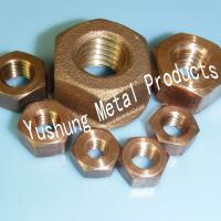 Large picture silicon bronze nut