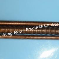 Large picture silicon bronze and phosphor bronze threaded rod