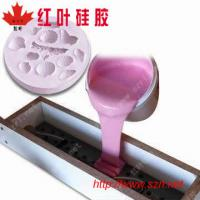 Large picture RTV-2 silicone rubber for manual mold design