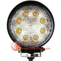 Large picture 8PCS high intensity LEDs round LED Work Light
