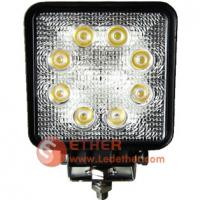 Large picture 8PCS high intensity LEDs square LED Work Light