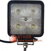Large picture 5PCS high intensity LEDs square LED Work Light