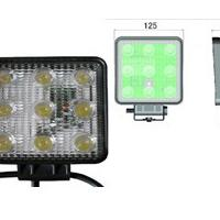 Large picture 27W LED Work focus Light(E-WL-LED-00017A)