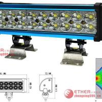 Large picture 54W LED Work focus Light  (E-WL-LED-00021)