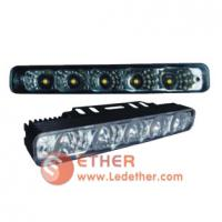 Large picture 8cm 5 LED High Power LED Daytime Running Light