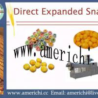 Large picture crispy snack food making machine