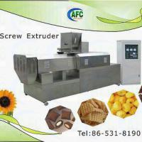 Large picture cat food extruder