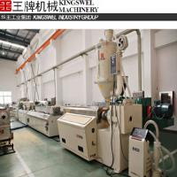Large picture Profile extrusion line