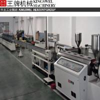 Large picture PS, PVC, PE foamed profile extrusion line