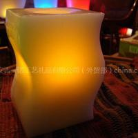 Large picture led candle