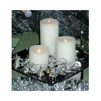 Large picture led flameless candle