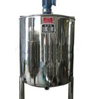 Large picture Stainless Mixing Tanks