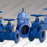 Large picture DIN3352 F4,F5 Resilient Seated Gate Valve