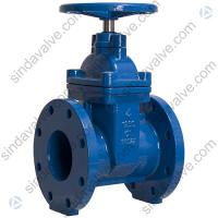 Large picture AWWA C509,AWWA C515 Resilient Seated Gate Valve