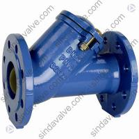 Large picture Ball Check Valve,Flanged Type